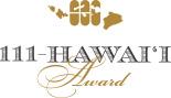 111-HAWAII AWARD   あなたのおすすめするハワイのレストラン・ショップを教えてください