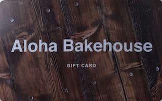 Aloha Bakehouse & Cafe ギフトカード