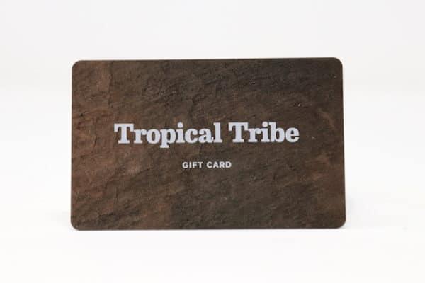 Tropical Tribe ギフトカード