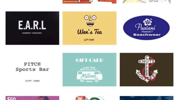 LOCOPAL(ロコパル)|ハワイの人気ショップ・レストランのギフトカード販売サイト
