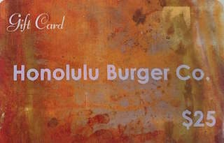 Honolulu Burger Co.