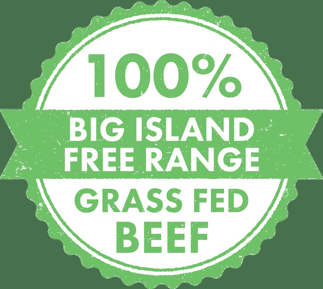 Honolulu Burger Co – Free Range, Grass Fed Beef