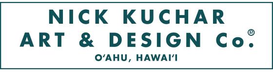 Nick Kuchar | Hawaii Surf Art & Vintage Hawaii Travel Prints – Nick Kuchar Art & Design Co.