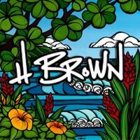 Heather Brown Surf Art | Tropical Hawaiian Surf Art by Heather Brown