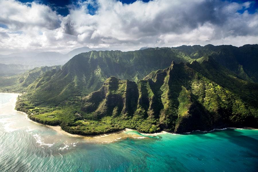 7月18日(土)朝10:00〜 ハワイの「今」を感じる、オンライン・ハワイツアー 〜カイルアとハワイ遊覧飛行 編〜【録画視聴あり】 | LIFE DESIGN LAB