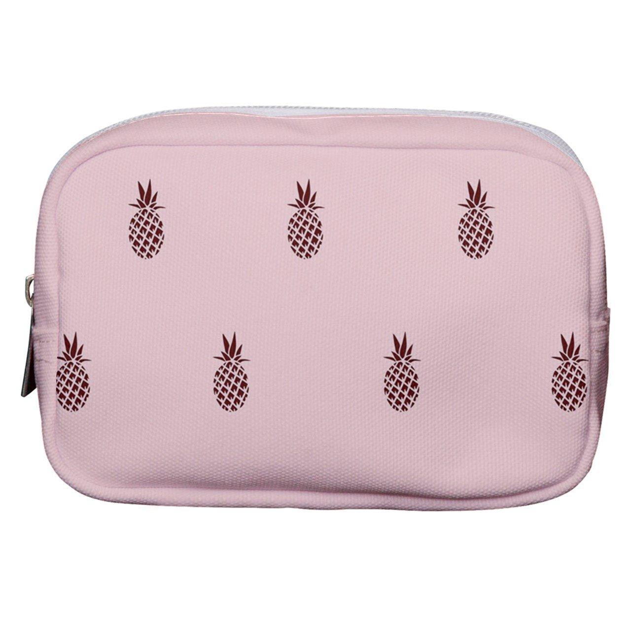 ポーチ- Pink Pineapple
