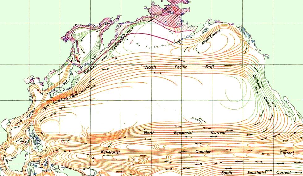 太平洋ゴミベルト - Wikipedia