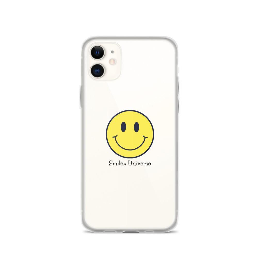 オリジナルビッグスマイルiPhoneケース