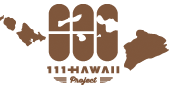 An officially endorsed project by Hawaii Tourism Japan | 111-HAWAII PROJECT