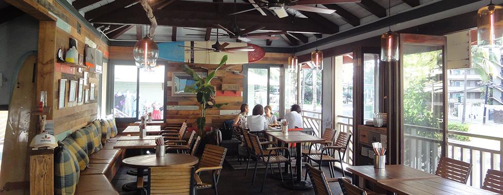 GOOFY Cafe & Dine - West of Waikiki, Hawaiian local food