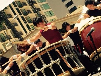 Dragon Beat - Honolulu Taiko Dojo