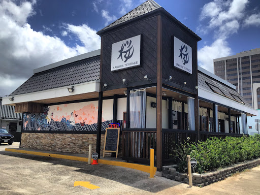 Sakura Terrace - Japanese Restaurant in Honolulu (dine-in is available for lunch and dinner, reservation is highly recommended) Mahalo!!