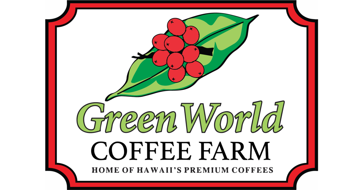 Green World Coffee Farm Hawaii