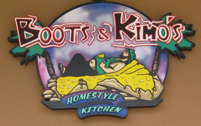 パンケーキ部門第1位:BOOTS & KIMO'S