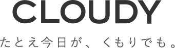 【CLOUDY】オフィシャルサイト/DOYA