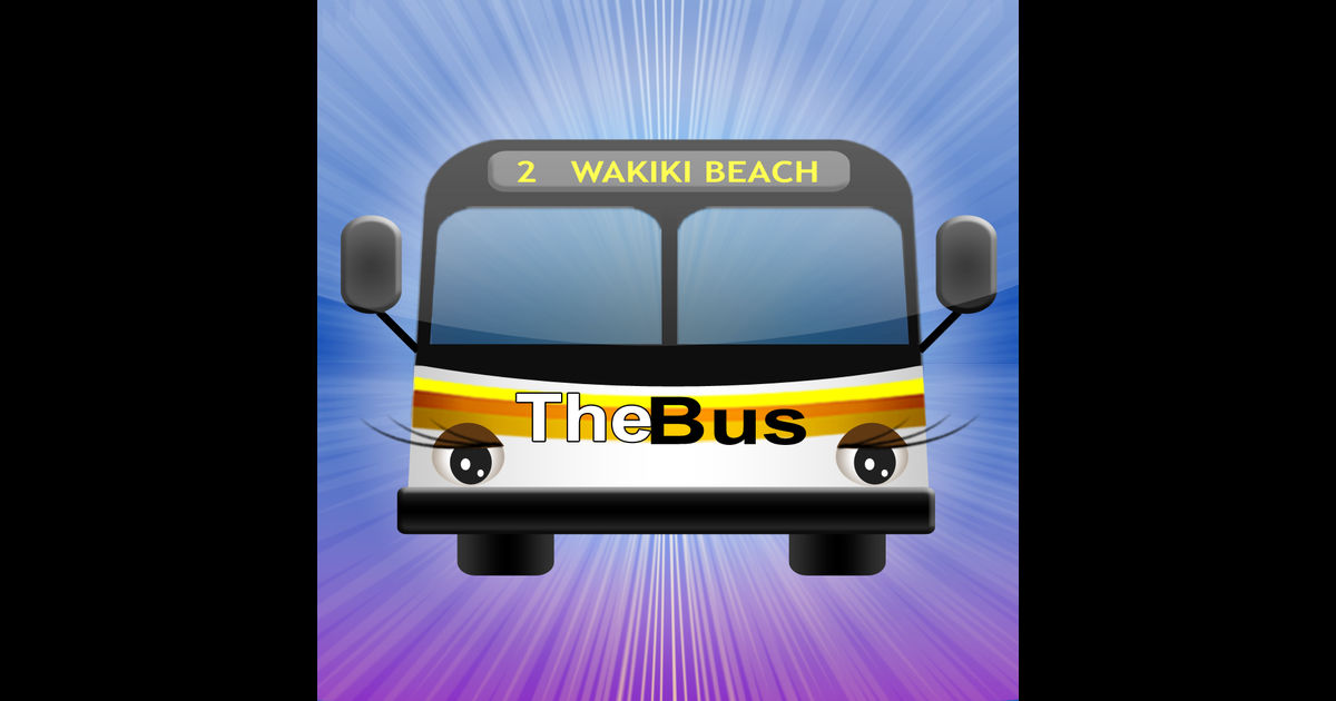 DaBus - The Oahu Bus Appを App Store で