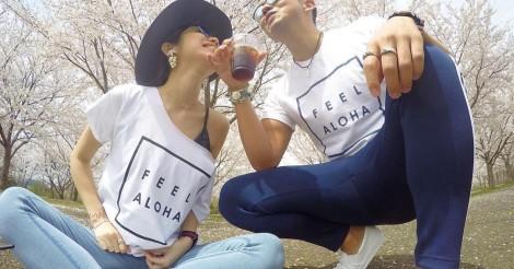 『FEEL ALOHA』がインスタで大ブレイク♥︎老若男女問わずハワイのロコに流行中!Boost at Instagram!!   ALOHA GIRL