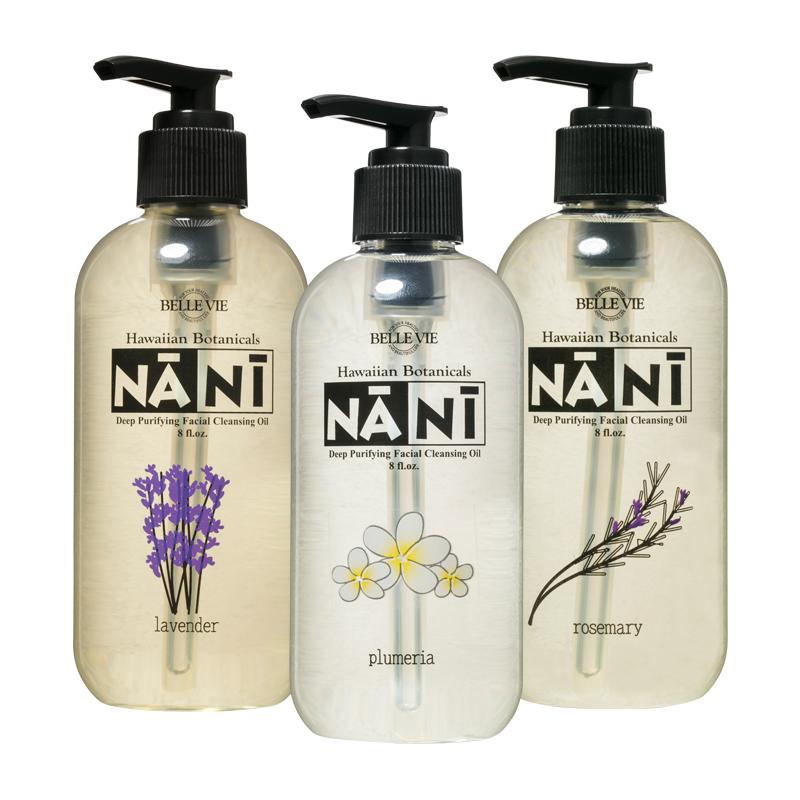 「NANI・美」ハワイアン・クレンジング・オイル