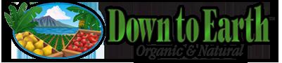 ダウントゥアースへようこそ! | Down to Earth Organic and Natural