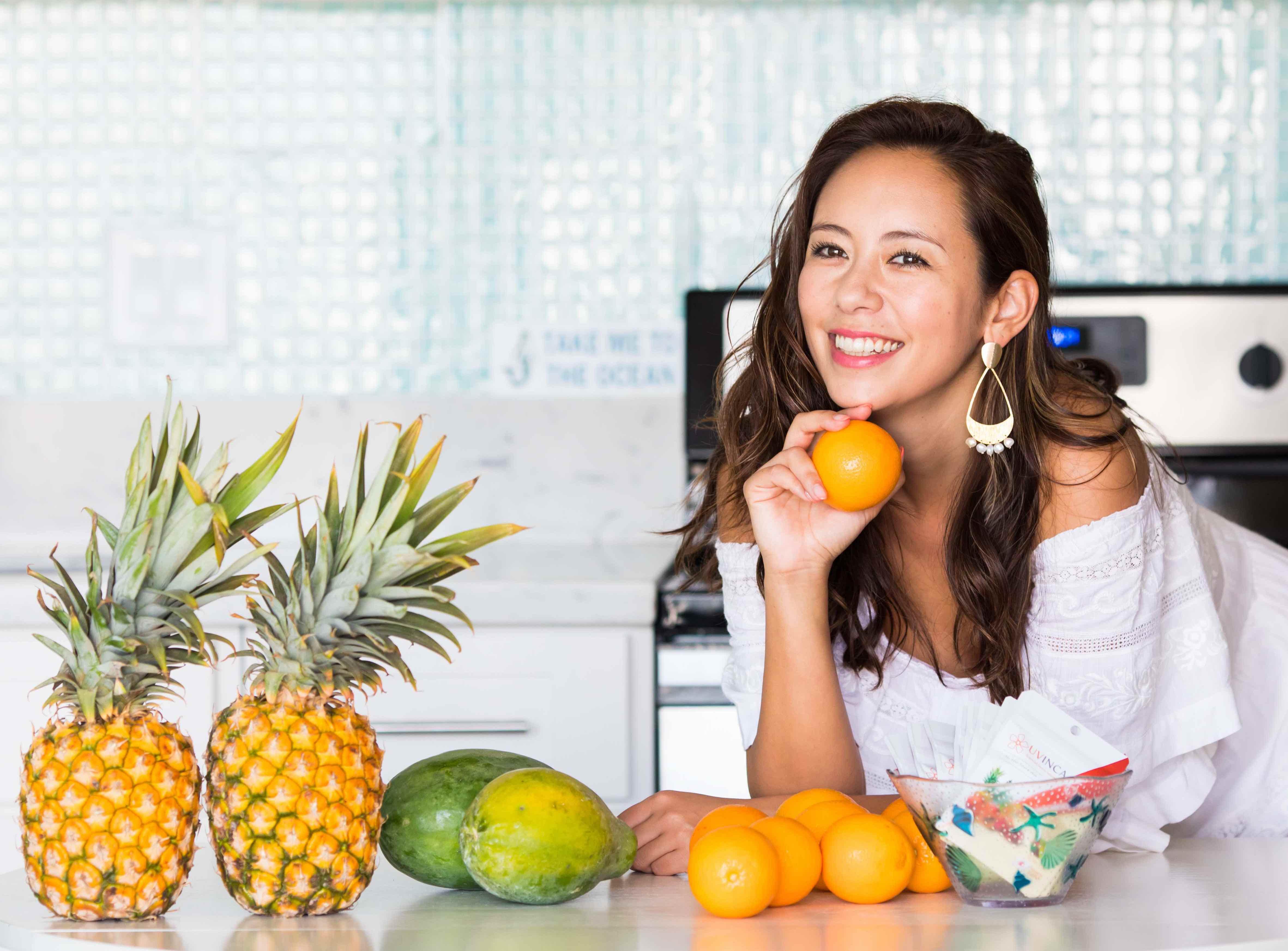 ハワイと太陽を楽しみたいから!飲む紫外線エイジングケア | ALOHA GIRL